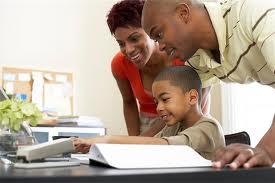 parents help with homework